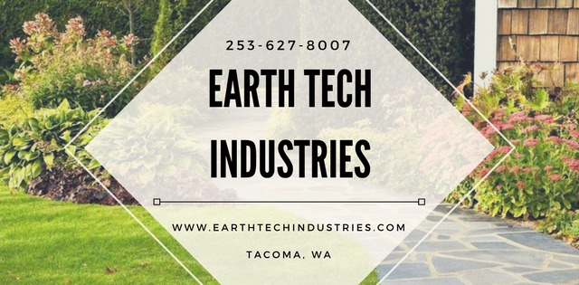 About EarthTech Industries Landscaping